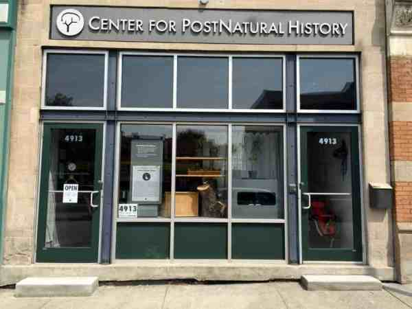 Visiting the Center for PostNatural History in Pittsburgh, PA