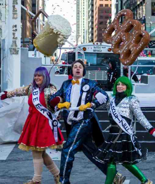 Where to watch the Mummers Parade online