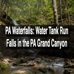 Water Tank Run Falls