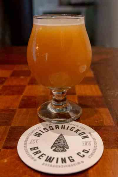 Best Breweries in Philly: Wissahickon Brewing Company