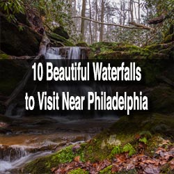 Waterfalls near Philly
