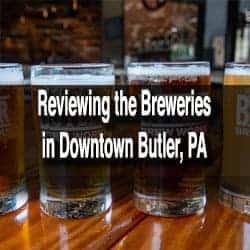 Breweries in Butler, Pennsylvania