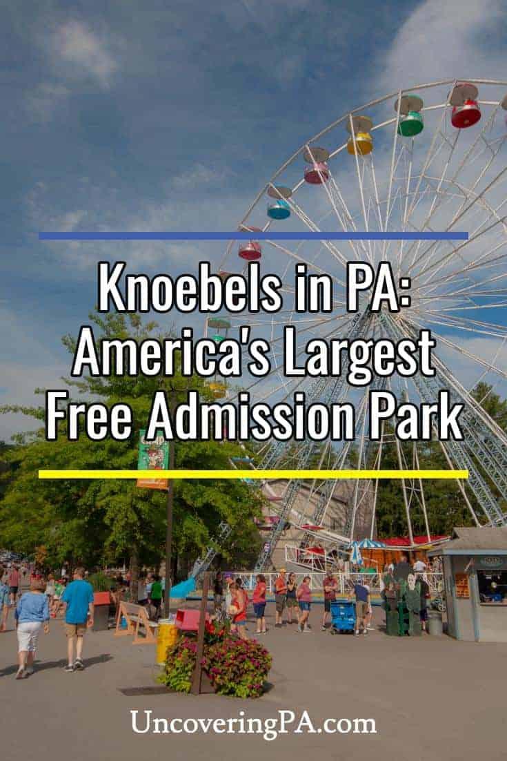 Review of Knoebels Amusement Park in Pennsylvania