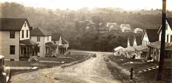 Historic photo of Yellow Dog Village