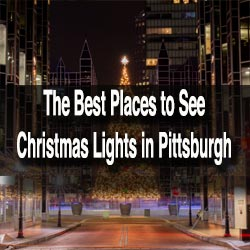 Best Christmas lights in Pittsburgh, PA