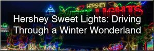 Hershey Sweet Lights
