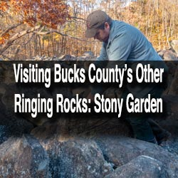 Stony Garden in Bucks County, PA