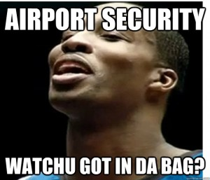 Uncover Ostomy airport security
