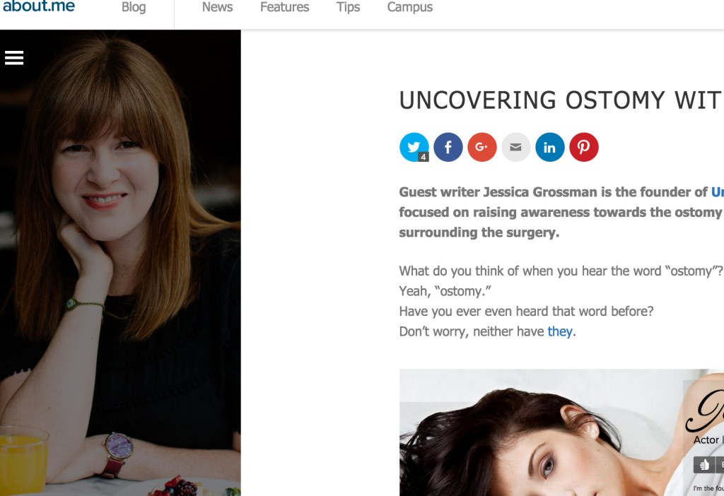 Uncover Ostomy About Dot Me-02-15-2013
