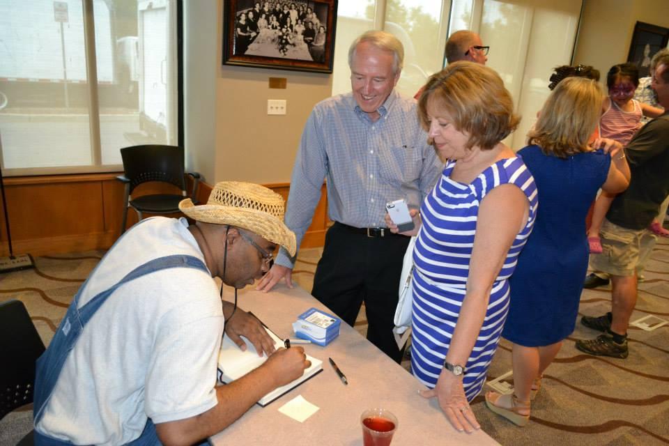 Adrian Miller Book Signing