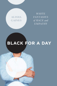 cover image for black for a day by gaines