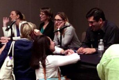 Amanda Sharp, Elizabeth Jordan, Emily Hamilton, Jeff Deutsch