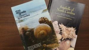 2 books by Mr. Seashell/Hugh Porter