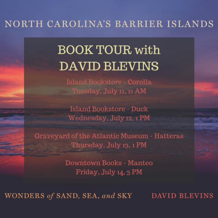 David Blevins tour dates
