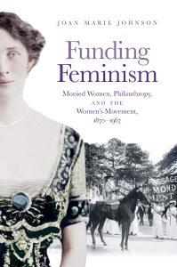 Joan Marie Johnson, Funding Feminism