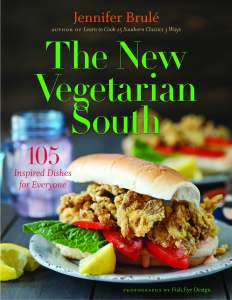 The New Vegetarian South by Jennifer Brule
