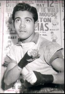 Government publicists knew that the boxer, Tepito boy-done-good Raul Macias Guevara aka El Ratón Macias, would attract column inches and avert eyes from the price rise.