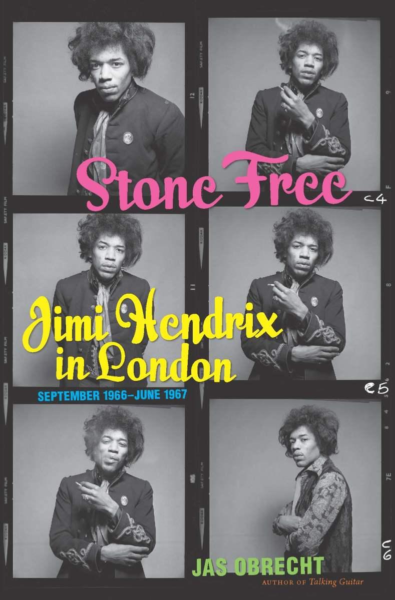 Stone Free by Jas Obrecht