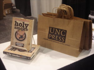 Holy Smoke was a huge hit at SIBA 2008