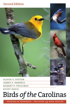 Birds of the Carolinas, by James F. Parnell, Eloise F. Potter, Robert P. Teulings and Ricky Davis