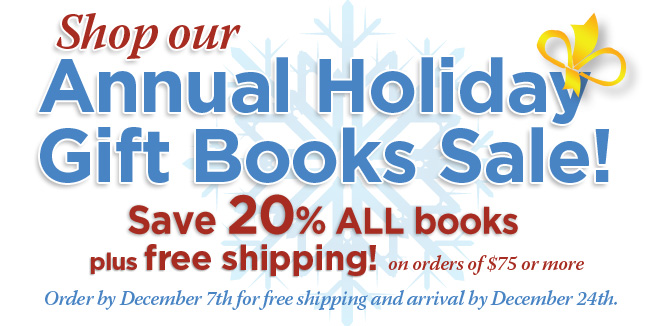 Annual Holiday Gift Books Sale