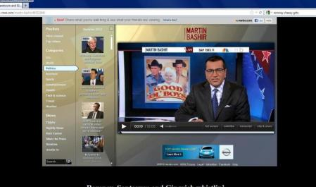 Martin Bashir covers the Mississippi and Alabama primaries