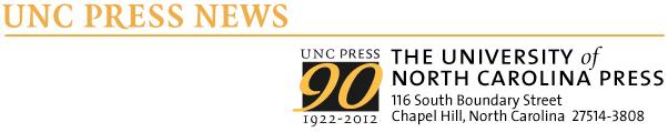 UNC Press News