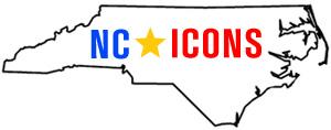 North Carolina Icons