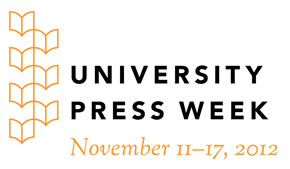 University Press Week 2012 badge