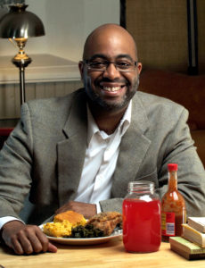 Adiran Miller, author of Soul Food: The Surprising Story of an American Cuisine, One Plate at a Time