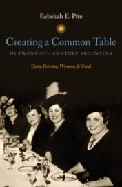 Creating a Common Table: Doña Petrona, Women, and Food