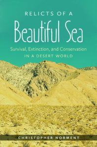 Relicts from a Beautiful Sea, by Christopher Norment, book cover