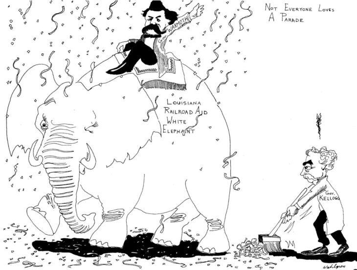 cartoon: Not everyone loves a parade