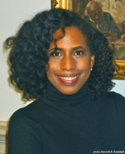 Sherie Randolph author photo
