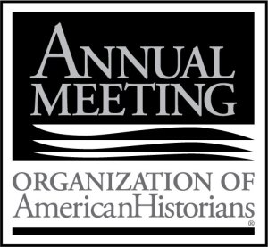 logo- Annual Meeting of the Organization of American Historians