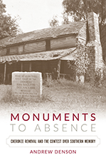 monuments to absence by andrew denson
