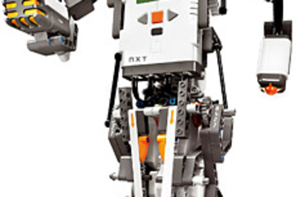 Lego Mindstorms NXT | Uncrate