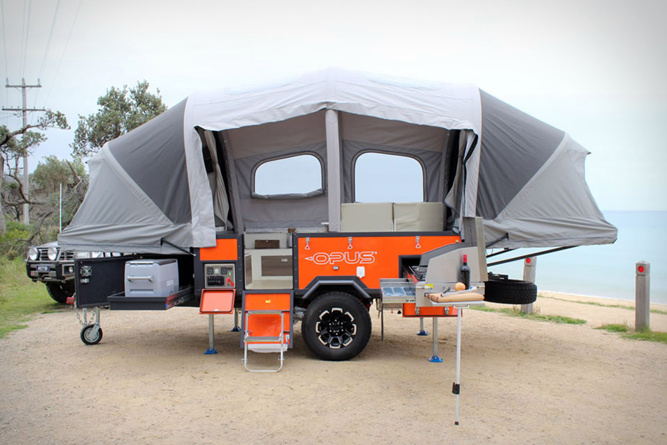 Air Opus PopUp Camper  Uncrate