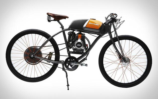 Derringer Bespoke Motorbikes