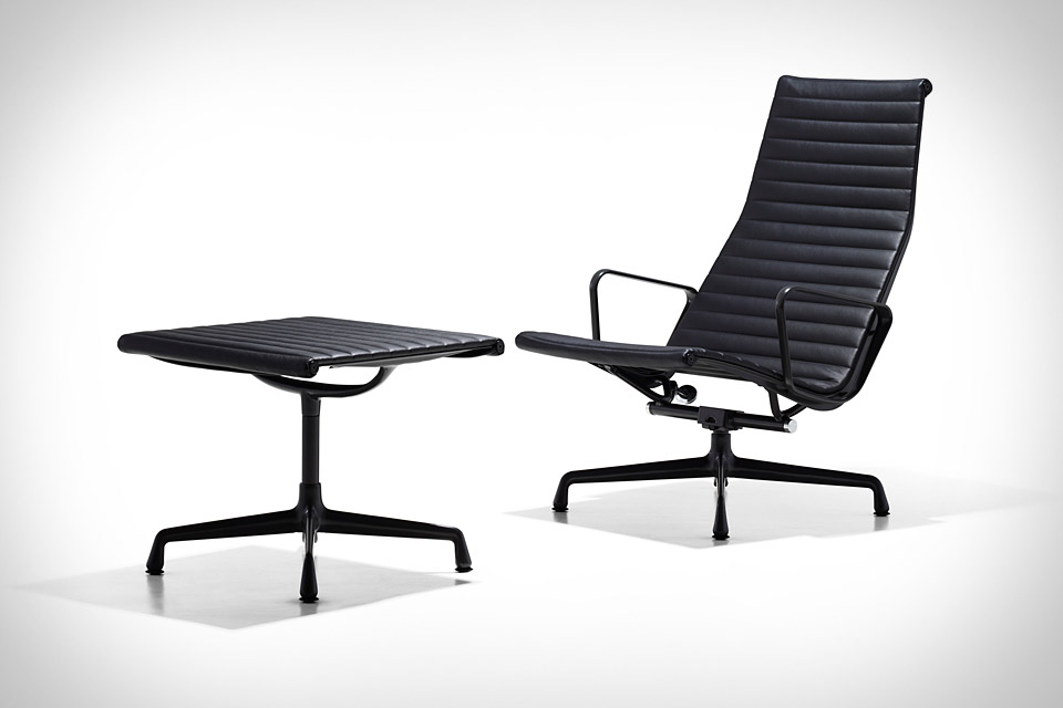 eames aluminum chair low back dining room chairs lounge uncrate