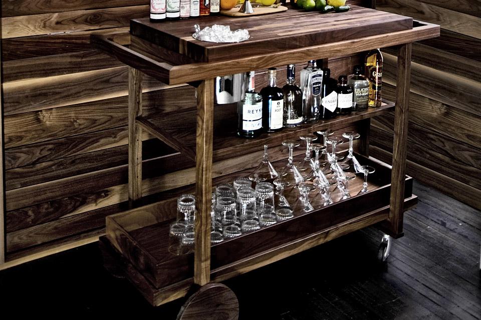 Bar Cart Plans
