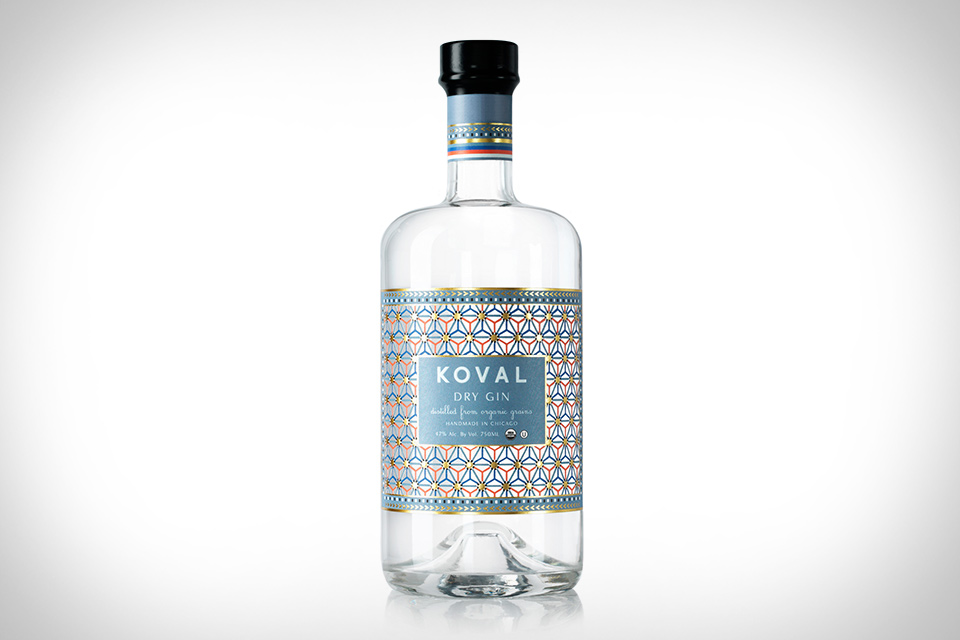 Koval Dry Gin | Uncrate