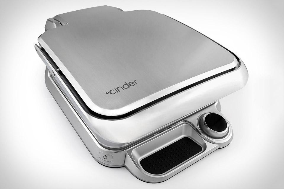 cinder sensing cooker uncrate