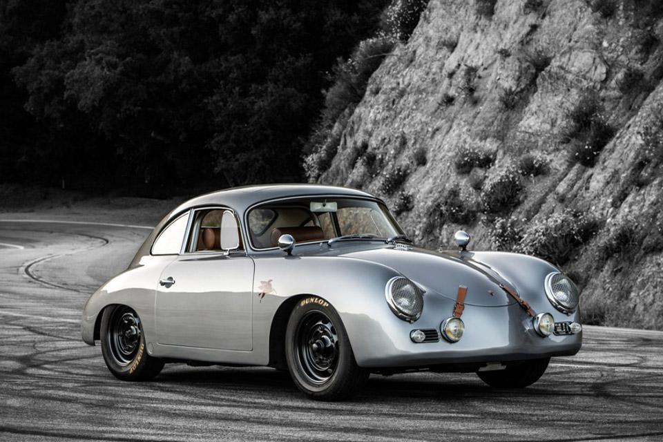 Inspiration: Emory Porsche 356 Outlaw via Uncrate
