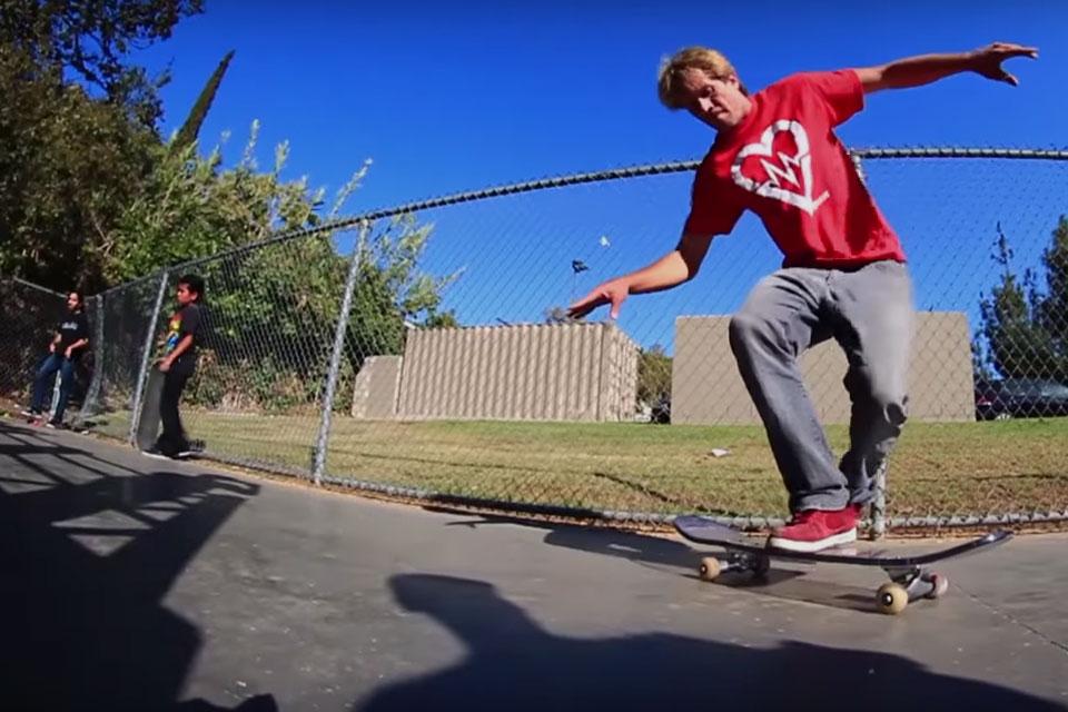 bullet proof glass skateboard