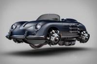 Retro Futuristic Vehicles | Uncrate