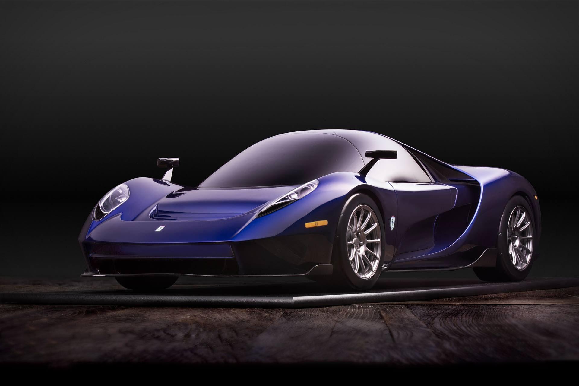 Scuderia Cameron Glickenhaus SCG 004S Supercar Uncrate