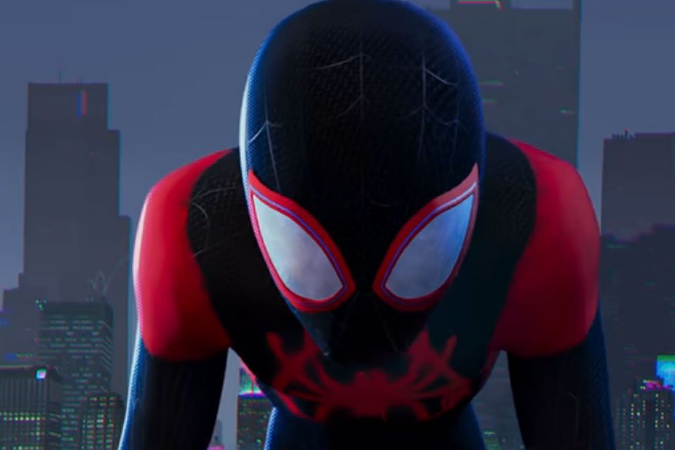 Spiderman Into The Spiderverse Uncrate