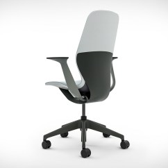 Steelcase Chair Karlstad Armchair Slipcover Silq Office | Uncrate