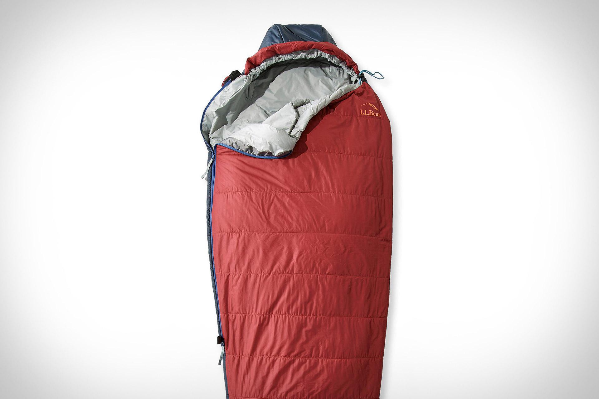 ll bean chairs flip out sleeper chair l ultralight sleeping bag uncrate